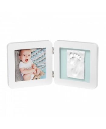 Baby Art Отпечатък My Baby Style (квадратен) бяла рамка