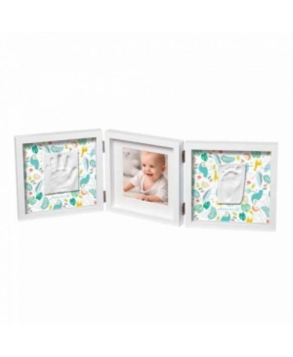 Baby Art Отпечатък за ръчичка и краче + снимка ЗАРЯ/ТУКАНИ My Baby Style