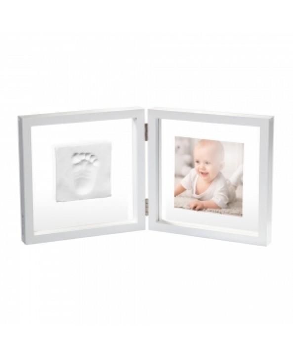 Baby Art Отпечатък със снимка My Baby Style Baby Art - бяла рамка, прозрачно паспарту