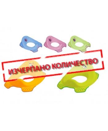 LORELLI Анатомична седалка за тоалетна чиния HIPPO / FARM 1013030