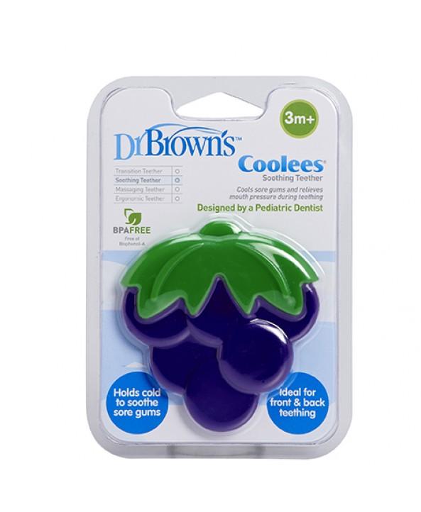 "Dr. Brown's  Успокояваща чесалка  ""Грозде"""