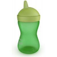AVENT Чаша с твърд накрайник 300ml 18м+ Зелена
