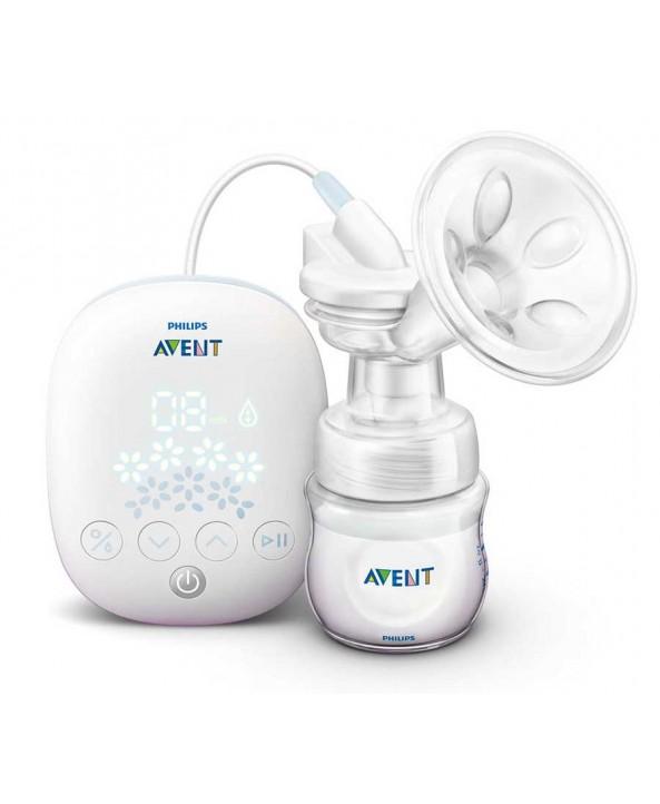 AVENT Електронна помпа + Електрически стерилизатор 3-в-1 + Комплект за новородено Natural PP