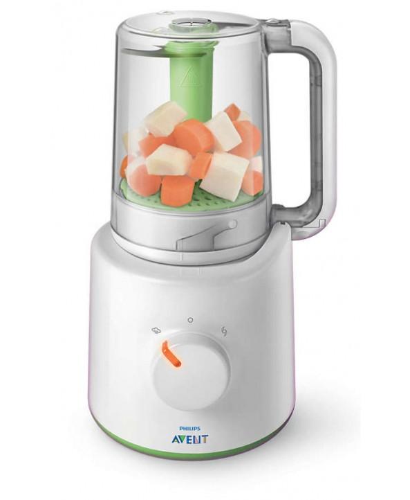 AVENT Комбиниран уред за готвене на пара и блендер