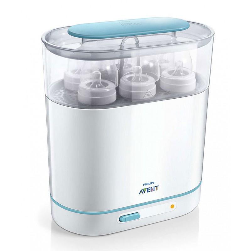 AVENT  Електрически стерилизатор 3-в-1