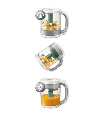 AVENT Комбиниран уред за здравословна бебешка храна 4 в 1
