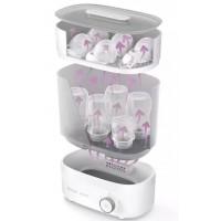 AVENT Електрически стерилизатор Premium с функция за изсушаване