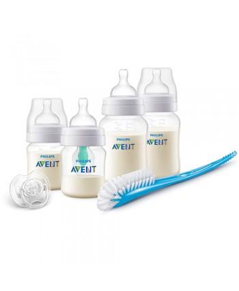 AVENT Комплект за новородено Anti-Colic с клапа Anti-Colic Airfree