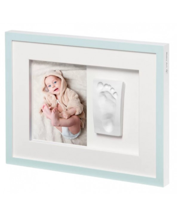 Baby Art ОТПЕЧАТЪК - BABY ART Wall Print - Tiny Style Crystalline