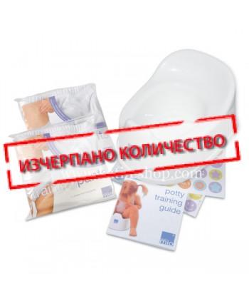 Bambino Mio Комплект за приучаване към гърне Potty Training Kit 18-24 месеца