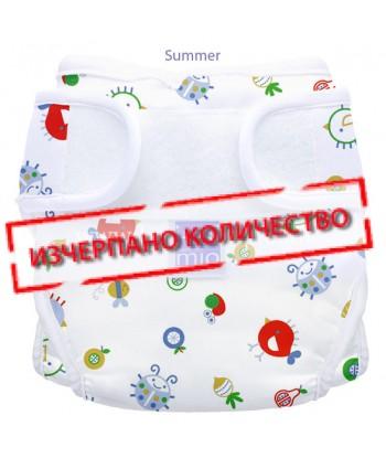 Bambino Mio Гащички за многократна употреба Мiosoft covers 1-9кг