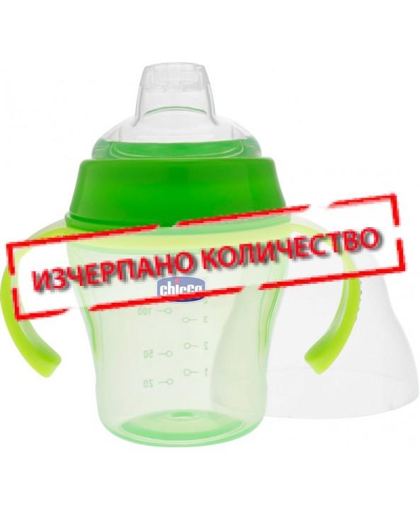 Chicco Неразливаща се чаша 200 мл  6+