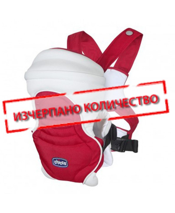 Chicco Кенгуру Soft & Dream Scarlet