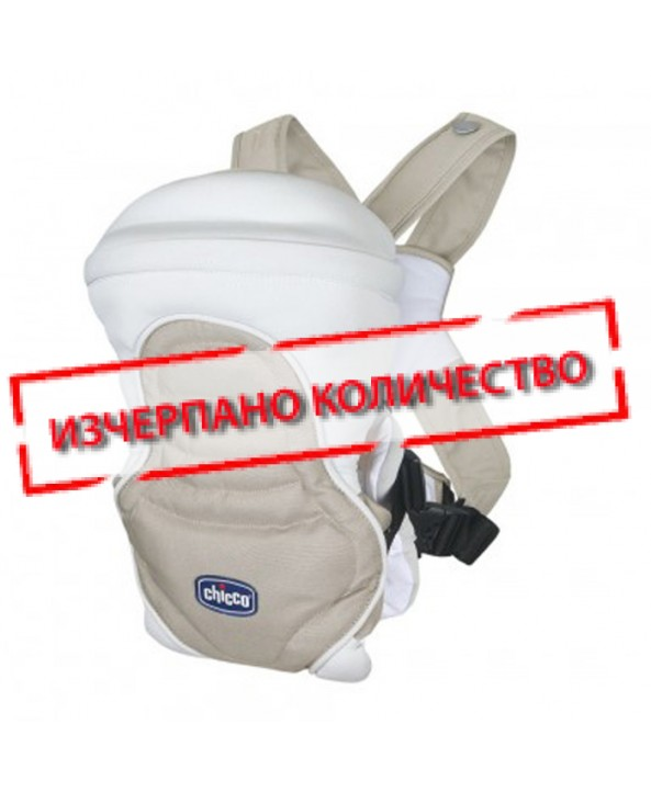 Chicco Кенгуру Soft & Dream Sandsheel