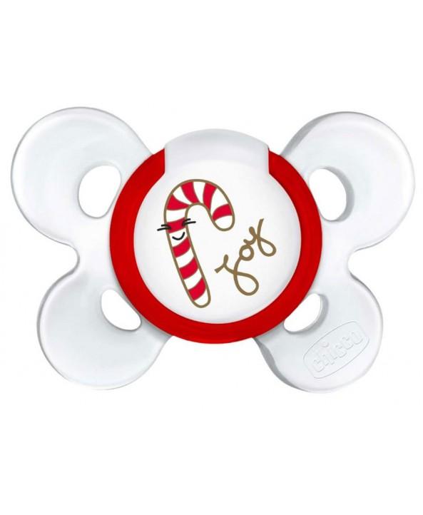 Chicco Залъгалка силикон Physio Comfort 6-12м Limited Edition