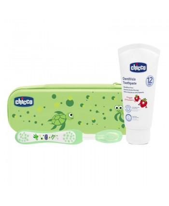 Chicco Комплект за почистване на зъбки