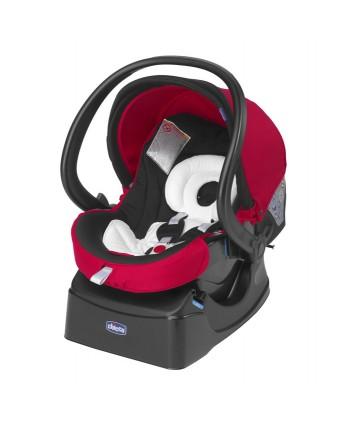 Chicco Столче за кола Auto-Fix Fast - група 0+ (включена база) 0-13 кг Red Wave