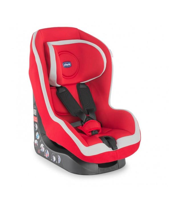 Chicco Столче за кола Go-One - група1 9-18 кг Red