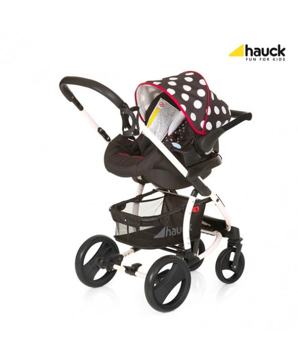 Hauck Детска количка Malibu XL All in One Dots Black