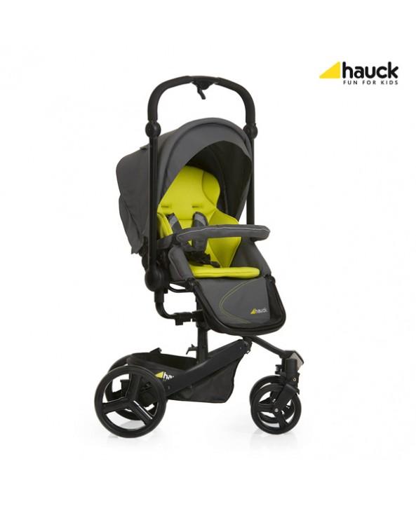 Hauck Бебешка комбинирана количка 3в1 TWISTER TRIO SET LIME