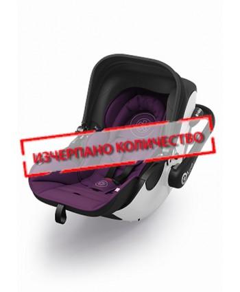KIDDY Кошница за кола Evoluna i-Size включително KIDDY Isofixbase