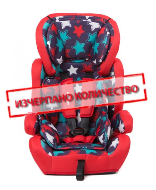 Kikkaboo Столче за кола Joyride Stars