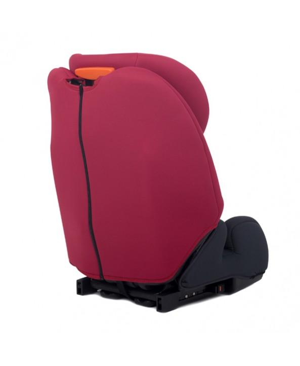 Kikkaboo Столче за кола I-gen Izofix Red