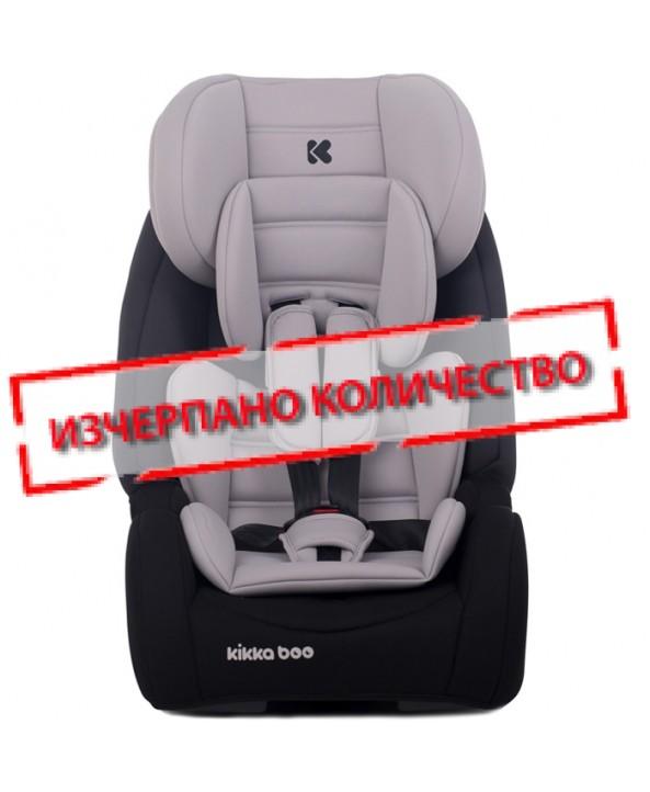 Kikkaboo Столче за кола I-gen Izofix Grey