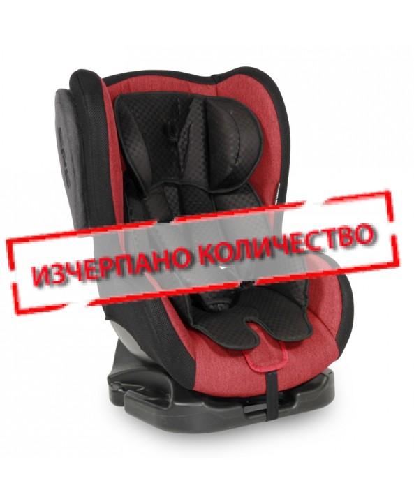 Lorelli Столче за кола TOMMY+SPS Red&Black - Lorelli