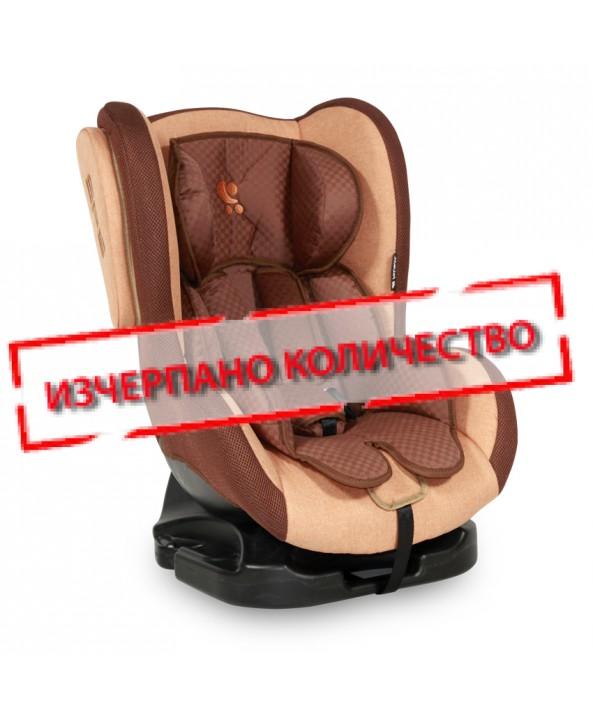 Lorelli Столче за кола TOMMY+SPS Beige&Brown - Lorelli