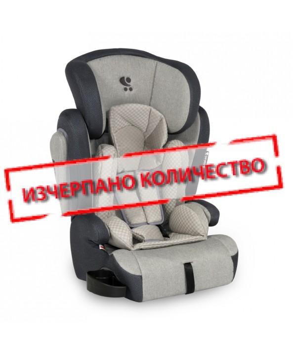 Lorelli Столче за кола OMEGA+SPS Grey - Lorelli