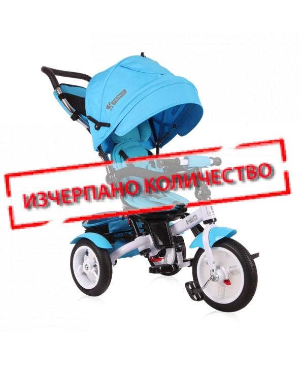 Lorelli Триколка NEO /Въздушни гуми/ Светло Синя - Lorelli