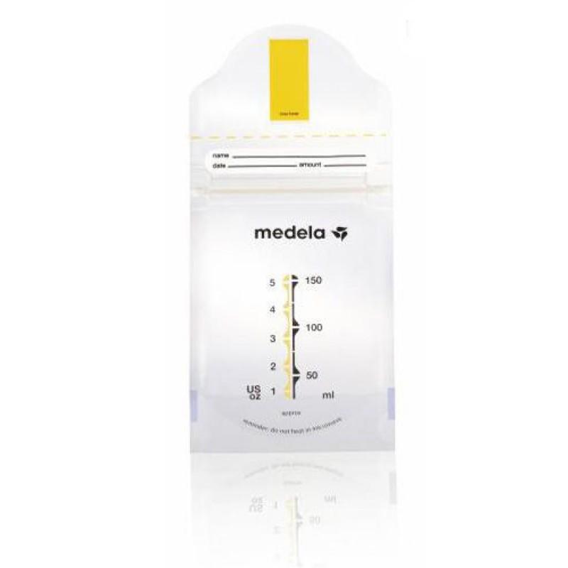 Medela  Торбички за изцеждане и съхранение на кърма - 20бр