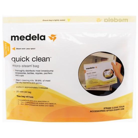 Medela Пликчета за стерилизиране в микровълнова