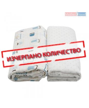 """Motherhood Premium Пелени от памучен муселин """"Retro Boy"""" 2 бр"""