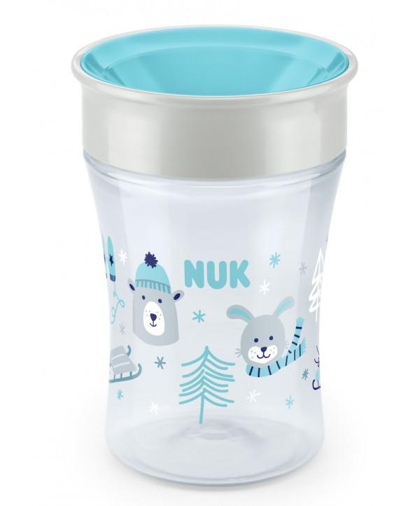 NUK чаша Magic Cup 250мл 8м+ WINTER