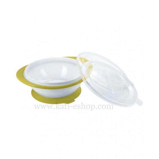 NUK Пластмасова купичка с 2 капака