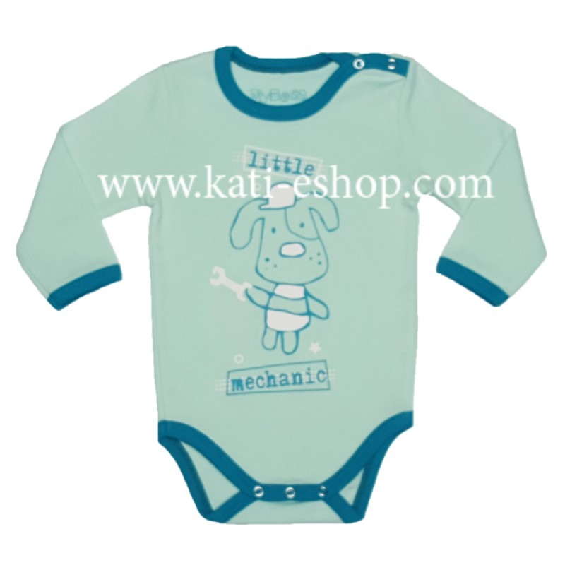 Бебешко боди с дълъг ръкав MYMOSA 3-404