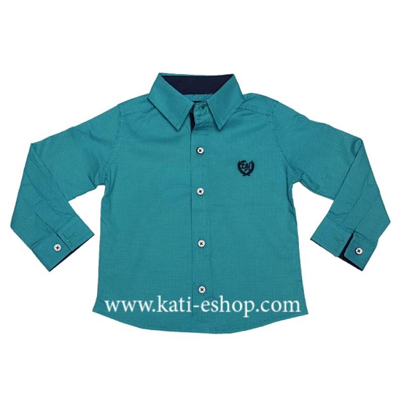 E&H Риза за момче 6-766