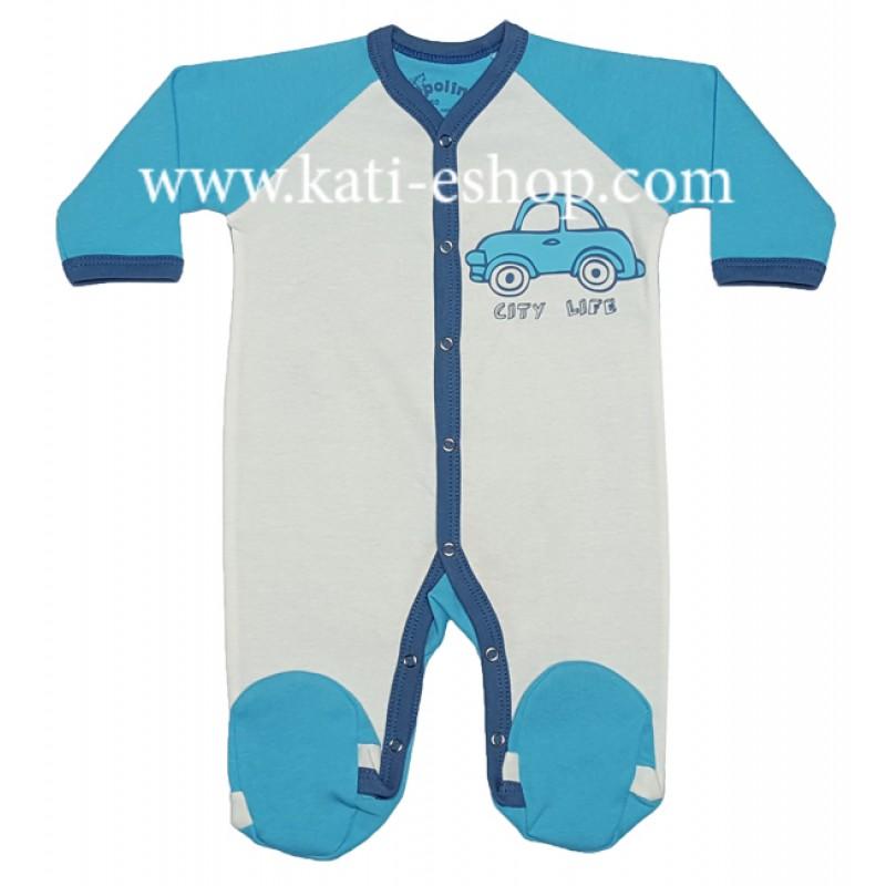 Бебешки гащеризон Topolino 3-416