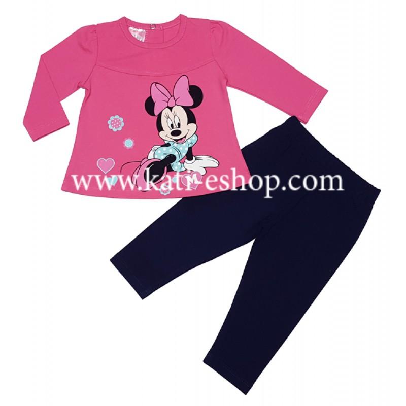 """MARIELA Комплект за момиче"""" Minnie Mouse"""" 3-361"""