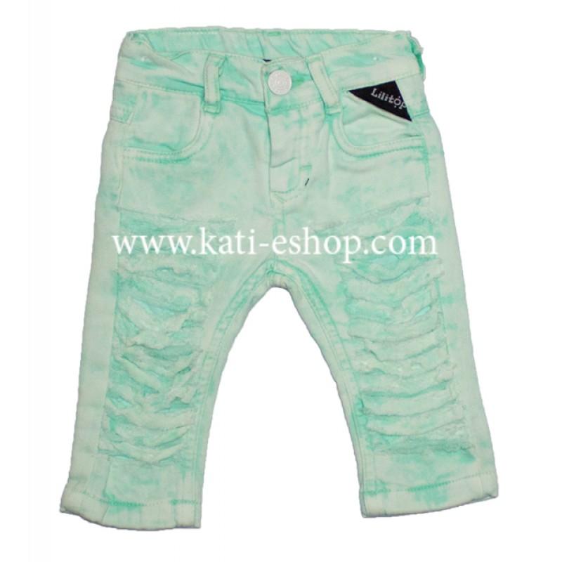 LILITOP Накъсан панталон за момиче 5-529