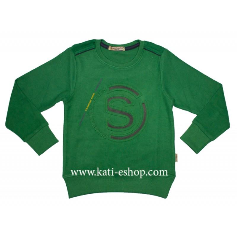 BAHAMAX Плътна блуза за момче 6-1398