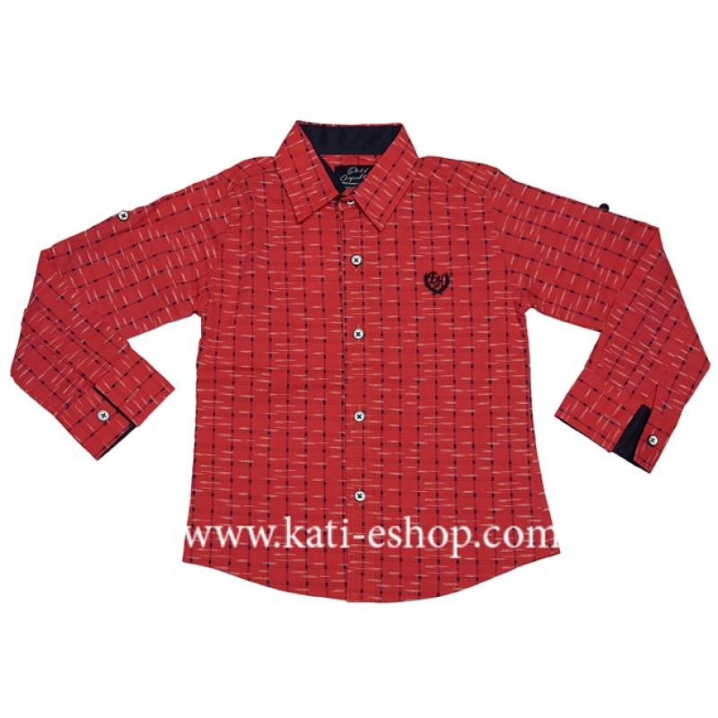 E&H Риза за момче 6-778