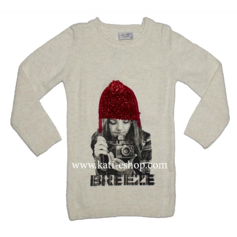 BREEZE Пуловер за момиче 6-1420