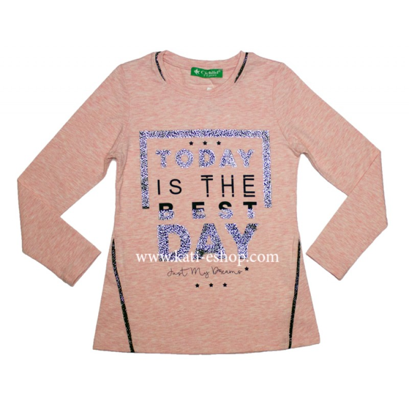CICHLID Блуза за момиче 6-1444