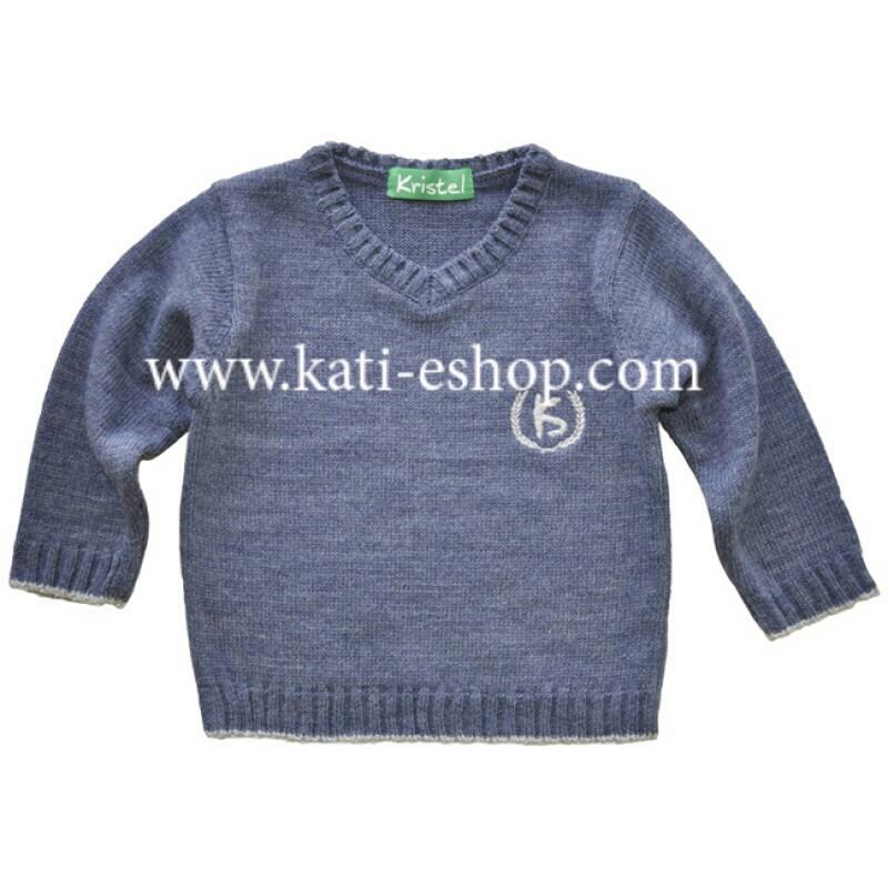 Kristel Пуловер за момче син 4001.3