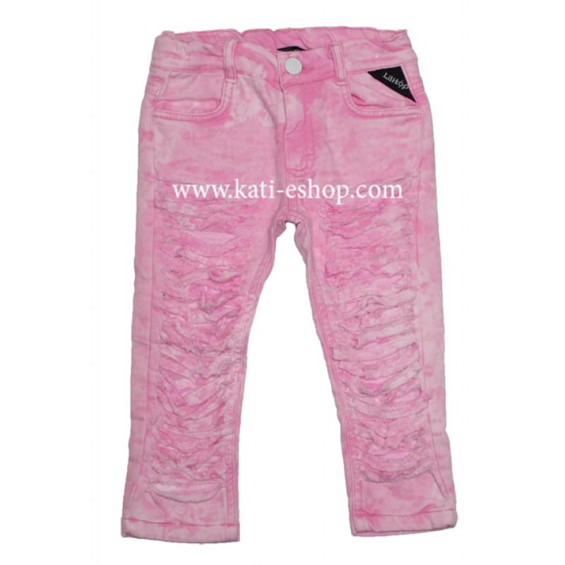 LILITOP Накъсан панталон за момиче 5-530