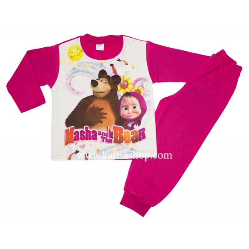 КомТекс Пижама за момиче 2-444