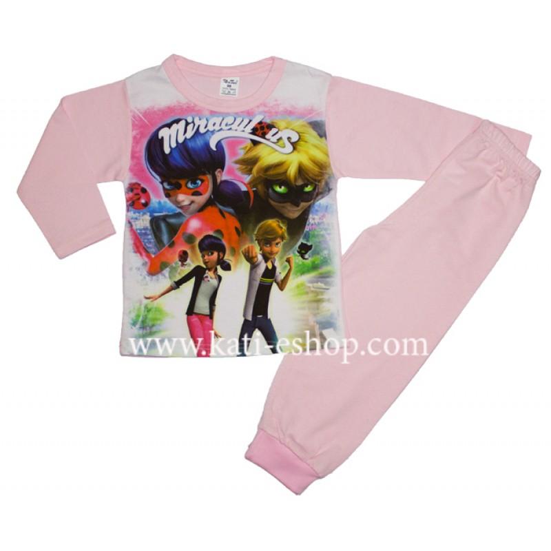 КомТекс Пижама за момиче 2-435